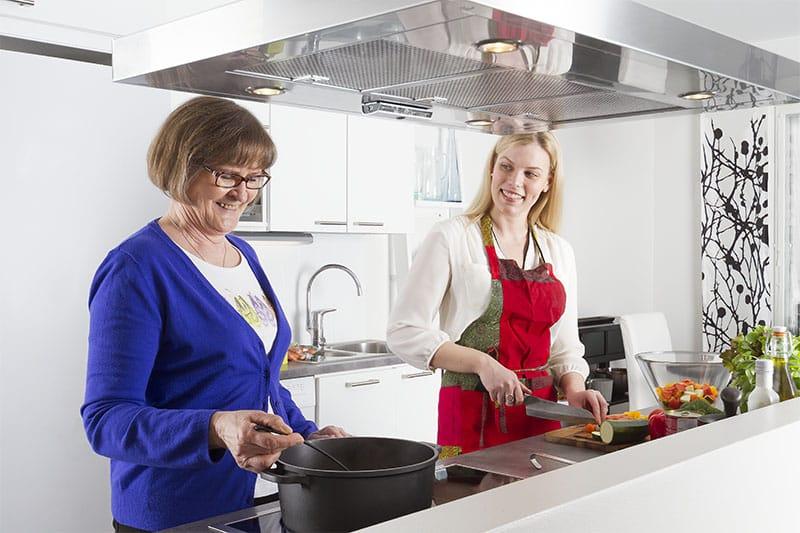 Turvallinen ruoanlaitto kuuluu kaikille, ja automaattisella liesivahdilla lieden käytön turvallisuutta voidaan parantaa huomattavasti.