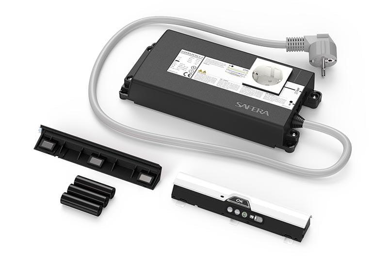 Safera Sense BT stove guard with power control unit PCU6.1-S